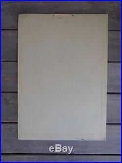 Absinthe J. P. Pernot Rare Carton Pub Ancien