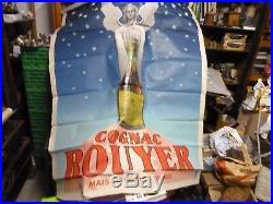 Affiche 1945 COGNAC ROUYER
