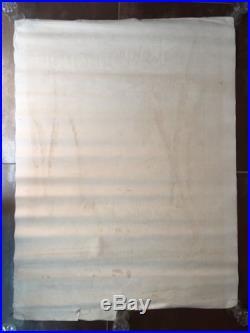 Affiche Ancienne 1910 Transatlantique Plm F Le Quesne Alger Antique Poster Old