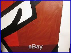 Affiche Bally Villemot Homme Graphisme
