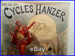 Affiche Cycles Hanzer