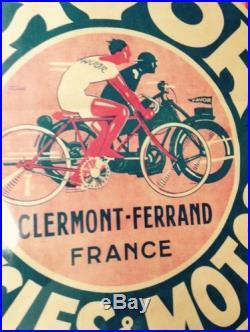 Affiche FAVOR CYCLES & MOTOS