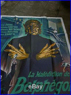 Affiche de cinéma ancienne