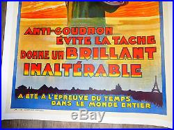 Affiche originale entoilée LA ROYALE