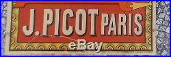 Ancienne Affiche Publicitaire Lessive Phenix J. Picot