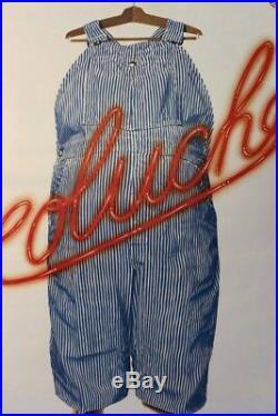 COLUCHE Michell Colucci AFFICHE ORIGINALE SPECTACLE RCA LEDERMAN G. FERY