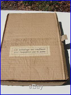 Calendrier Perpétuel Gerrer Publicité Dunlop Fort NEUF ancien Automobilia