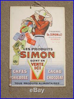 Carton Pub Ancienne Cafe Bordeaux