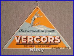 Carton Pub Gentiane Vercors