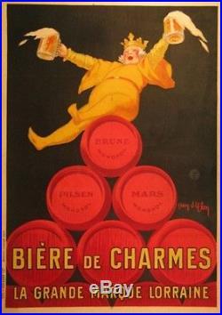 Jean D'ylen Biere De Charmes 1924 Vercasson