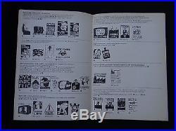 Original book AFFICHE MAI 68 Début d'une lutte prolongée Atelier populaire 1968