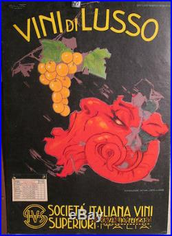 Plv Italie Vin Faune Superbe