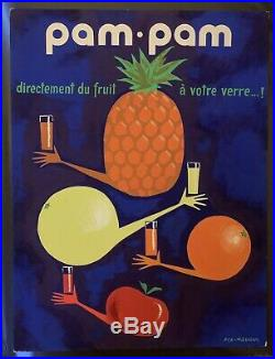 Projet original Pam Pam (Orangina) Fix-Masseau