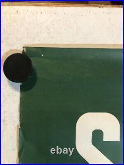 Rare affiche ancienne radio transistor Schaub Lorenz par Couronne pin up