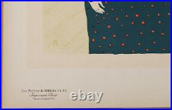 Toulouse Lautrec Revue Blanche Les Maitres De L'affiche Pl. 82