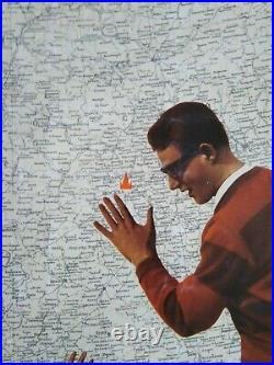 Travel original poster Affiche Originale Union Soviétique